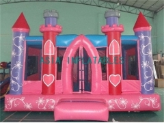 Pink Ice Age Bounce House
