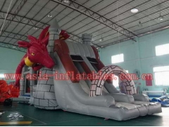 Inflatable Kylin Slide