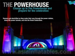 Electric Run Powerhouse