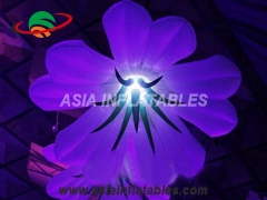 inflatable led flower