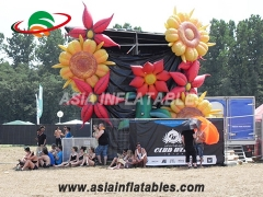 Inflatable Sunflower For Decoration