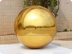 Gold Mirror Balloon