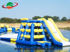 Bounce N' Slide Jumping Tower Water Park Inflatables