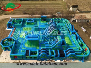 Inflatable Outdoor Bouncer Slide Playground Theme Parks Inflatable Theme Park Manufacturers