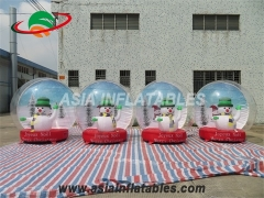 Buy Christmas Inflatable Snow Globe Balloon
