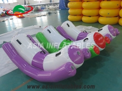 10 Foot Inflatable Water Teeter Totters